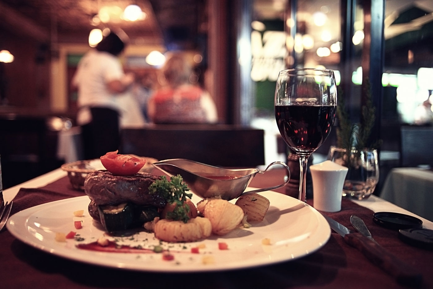Essen Restaurant Riedstadt